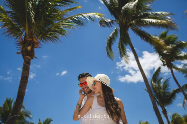Preboda y pool party en Playa del Carmen